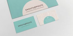 snouts and pouts stationery