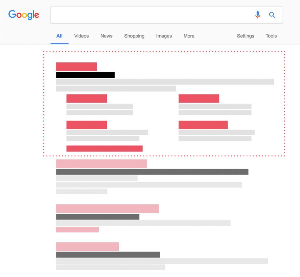 stylised-google-search