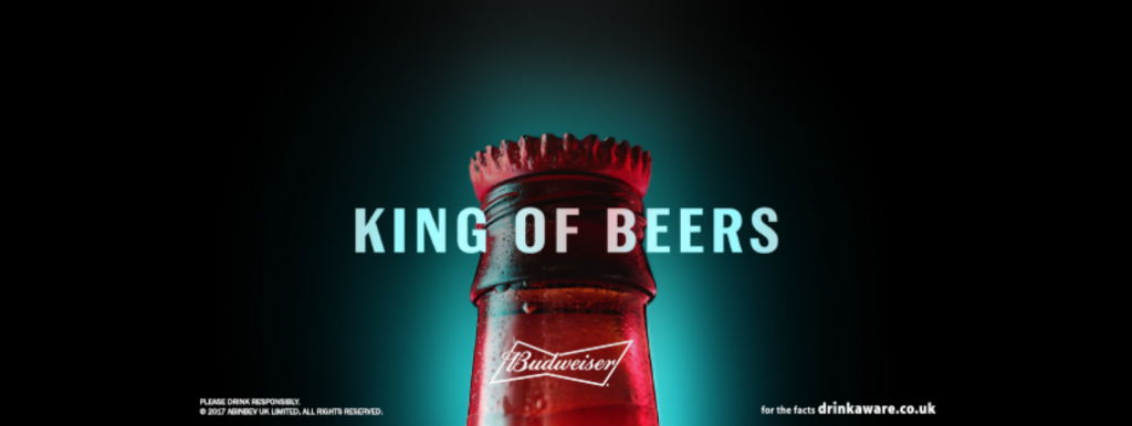 15 highly creative facebook pages - Budweiser