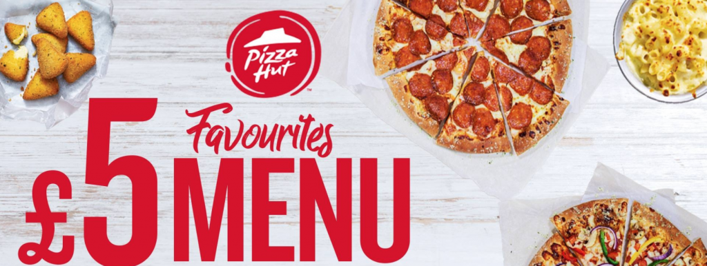 15 highly creative facebook pages - Pizza Hut