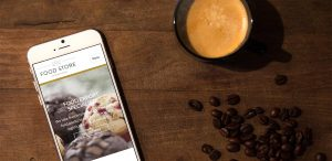 foodstore internation responsive website design