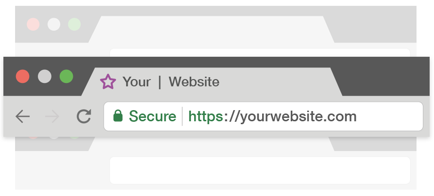 SSL Certificate Graphic