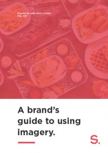 website imagery guide book