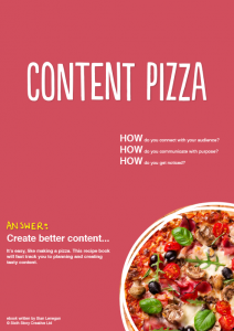 how create content for your website ebook