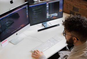 image of Sixth Story web developer doing website development birmingham