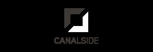 Canalside logo