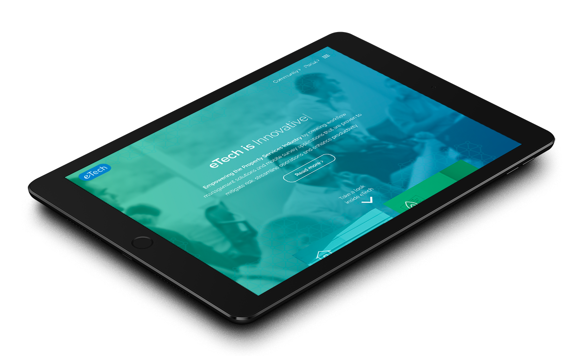 etech-website-design-ipad-pro