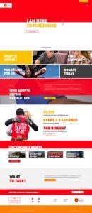 uk-sepsis-trust-homepage-website-design