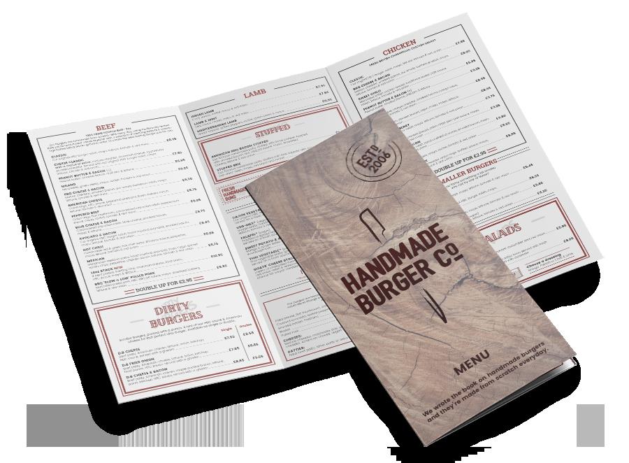 Handmade Burger Company