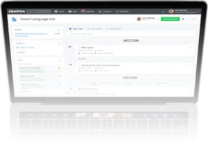 pipedrive CRM system