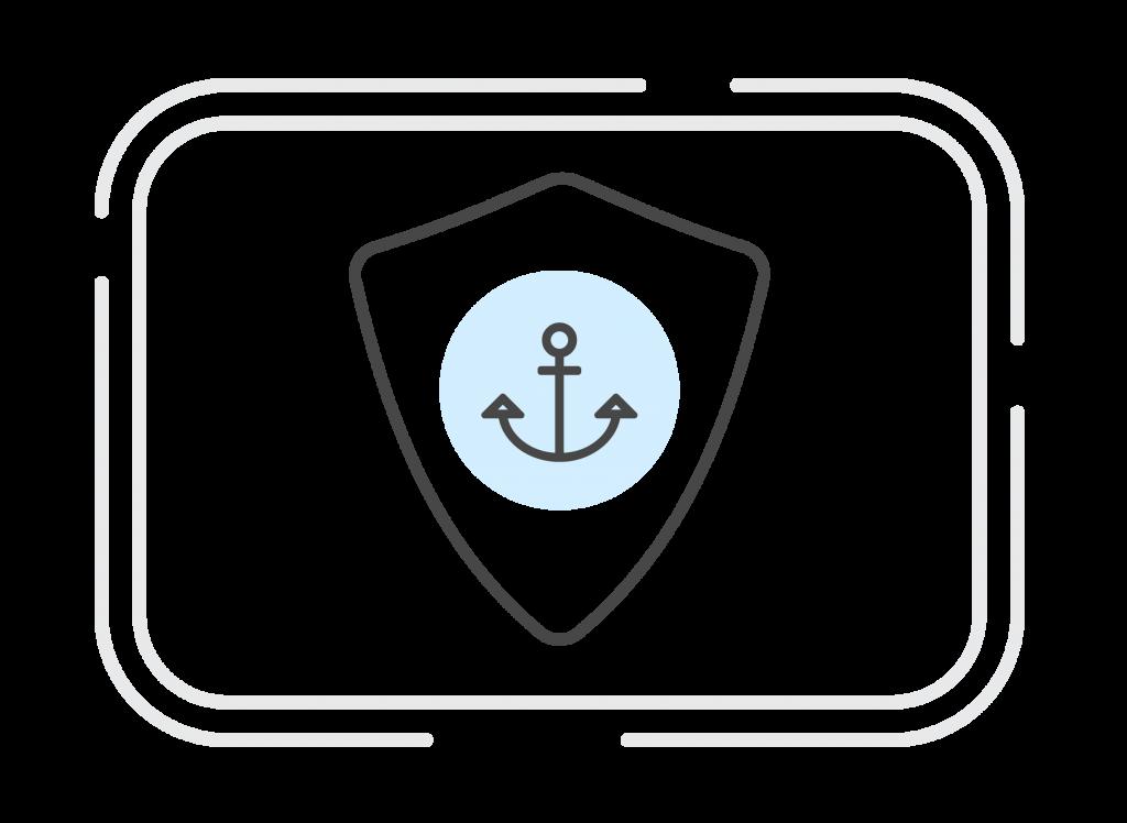 website-security-vector