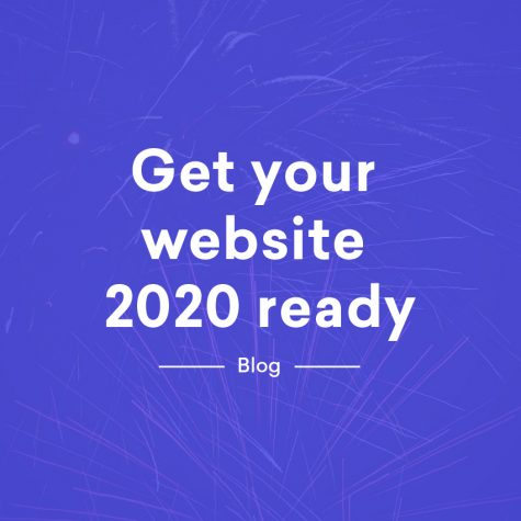 Get your website 2020 ready