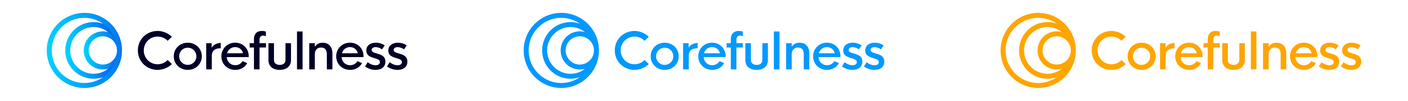 Corefulness-logo-set